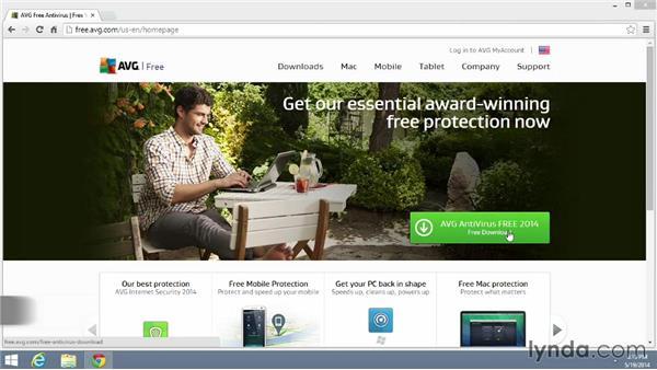 Running antivirus software: Speeding Up Your Home PC for Beginners