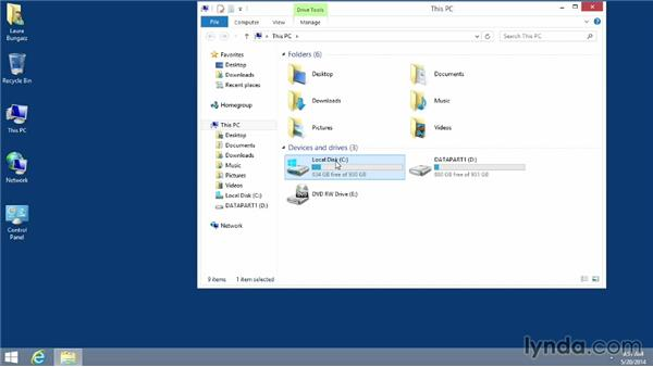 Checking the disk cleanup: Speeding Up Your Home PC for Beginners