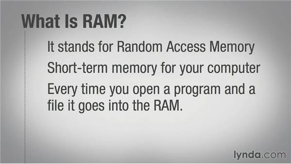What is RAM?: Speeding Up Your Home PC for Beginners