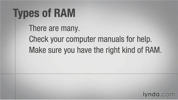Buying and installing RAM: Speeding Up Your Home PC for Beginners