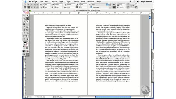 First line indents: InDesign CS2 Professional Typography