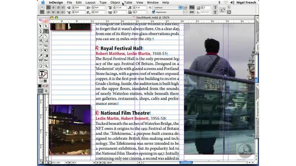 Space before and after paragraphs: InDesign CS2 Professional Typography