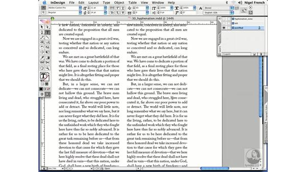 Multilingual documents: InDesign CS2 Professional Typography
