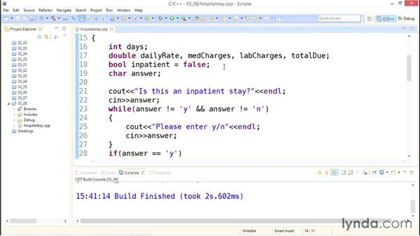 Overloading functions: Up and Running with C++