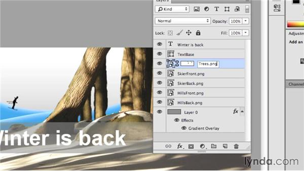 Export Photoshop assets using Generator: Web Motion for Beginners: Final Project