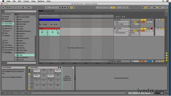 Shaping your snare: EDM Production Techniques: Drums