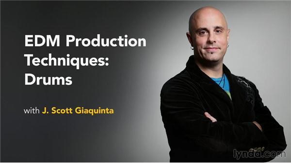 Next steps: EDM Production Techniques: Drums