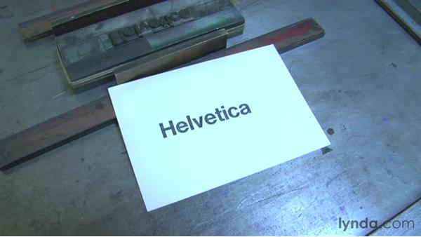 Opening (with Manfred Schulz): Helvetica