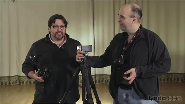 Using a loupe: Video Gear Weekly