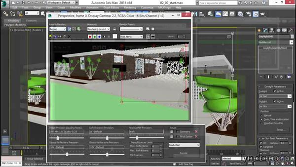 Welcome: Rendering Exteriors in 3ds Max