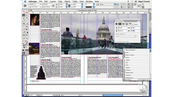 Copy fitting: InDesign CS2 Professional Typography