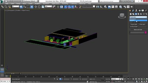 Lighting a custom specular pass for sparkle: Rendering Exteriors in 3ds Max