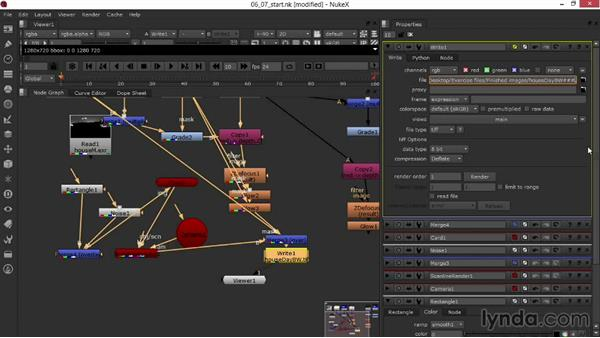 Rendering the composited images: Rendering Exteriors in 3ds Max