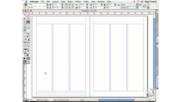 Setup: InDesign CS2 Professional Typography