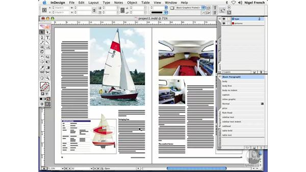 Inline: InDesign CS2 Professional Typography