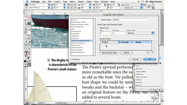 Captions: InDesign CS2 Professional Typography