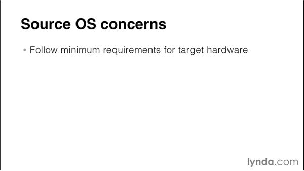 Defining source hardware and choosing an OS base: Imaging and Deploying Macintosh Computers