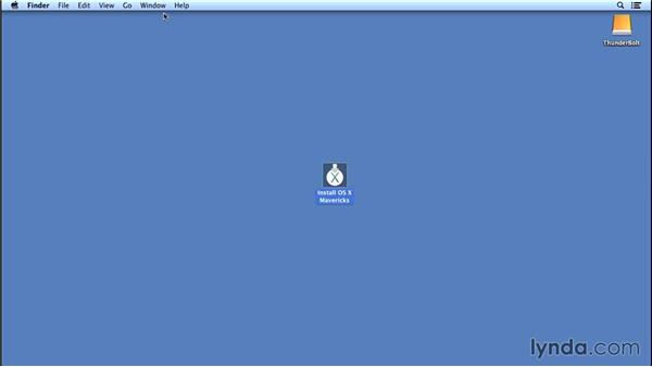 Installing OS X on a tech drive: Imaging and Deploying Macintosh Computers