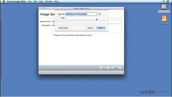 Creating an image with System Image Utility (SIU): Imaging and Deploying Macintosh Computers