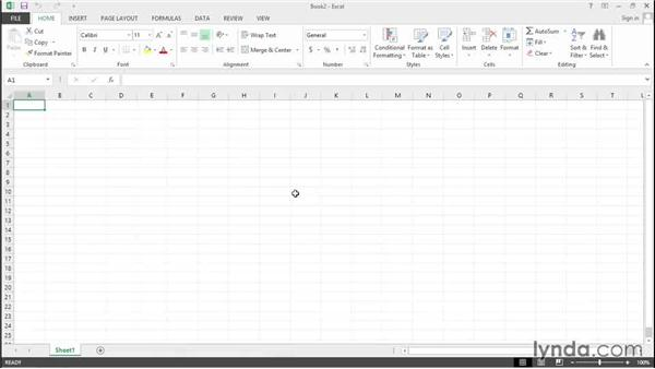 Navigate between workbooks efficiently: Excel 2013 Tips and Tricks