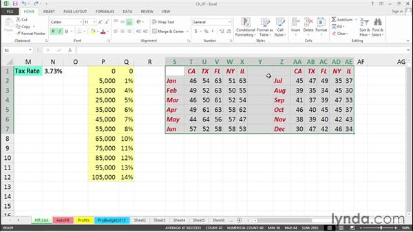 Accelerate copy-and-move tasks: Excel 2013 Tips and Tricks