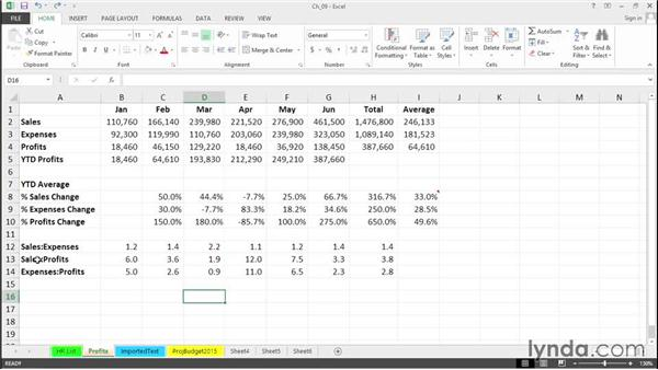 Insert, delete, hide, and unhide columns and rows rapidly: Excel 2013 Tips and Tricks
