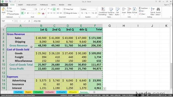 Create linked dynamic and static images: Excel 2013 Tips and Tricks