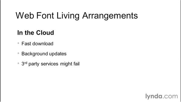 Where does the font live?: WordPress Developer Tips: Using Custom Web Fonts