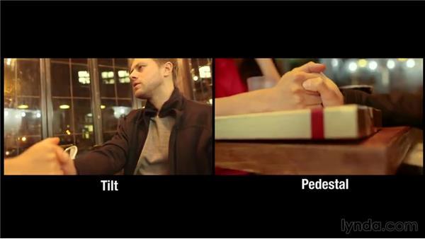 Pedestals vs. tilts: Camera Movement for Video Productions