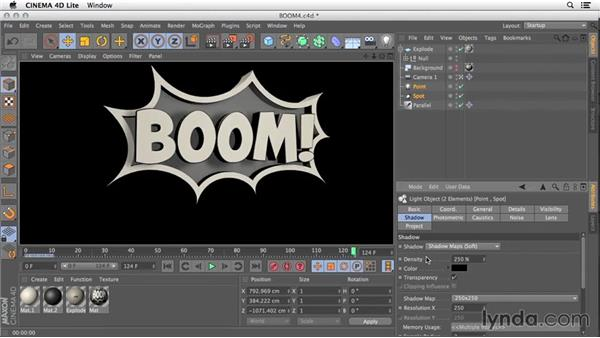 Reconnect the animation: 3D Typography in After Effects