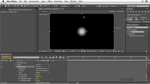 Render settings: 3D Typography in After Effects