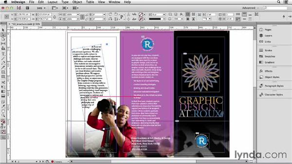 150 Rotate text inside a frame, or the frame around the text: InDesign Secrets