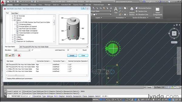 Welcome: AutoCAD MEP Essential Training