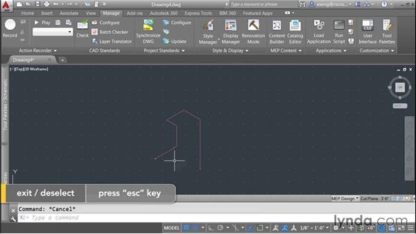 Creating isometric riser diagrams: AutoCAD MEP Essential Training