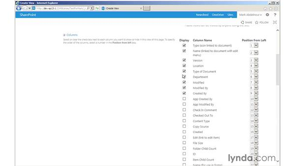 "Creating a ""Grouped By"" view: SharePoint 2013 for Site Champions and Power Users"