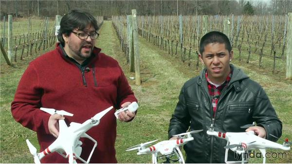 Essential accessories for the DJI Phantom 2 Vision Quadcopter (Field): Video Gear Weekly