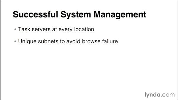 Building a sustainable management system: Up and Running with Apple Remote Desktop
