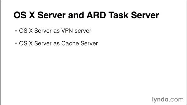 Servers and task servers at every client: Up and Running with Apple Remote Desktop
