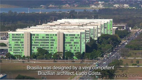 19th century to Brasília: Urbanized