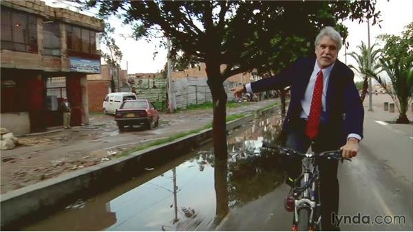 Bogota to Copenhagen: Urbanized