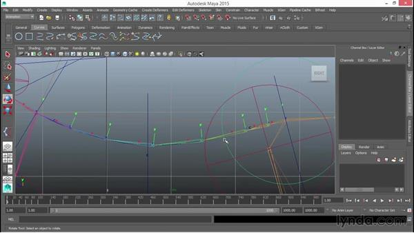 Adding extended twist functionality to the back: Rigging a Quadruped in Maya