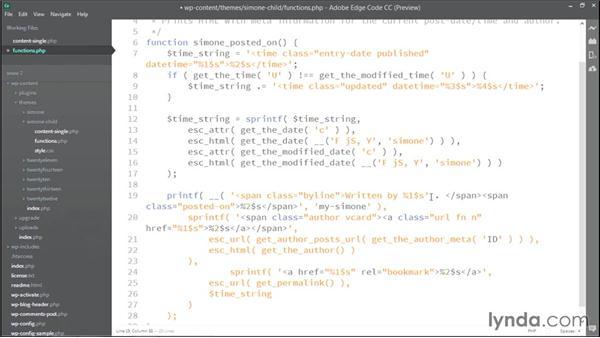 Displaying contributor information in templates: WordPress Plugins: Advanced Custom Fields