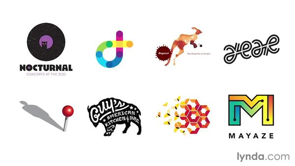 Welcome: LogoLounge: Visual Effects in Logo Design