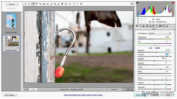 Prepping a photo for PowerPoint with Photoshop: PowerPoint: Using Photos and Video Effectively for Great Presentations