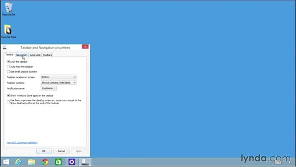 Showing apps instead of tiles: Windows 8.1 Tips and Tricks