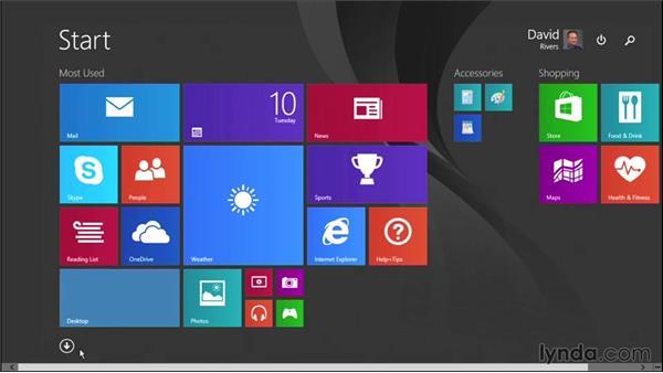 Customizing the taskbar: Windows 8.1 Tips and Tricks