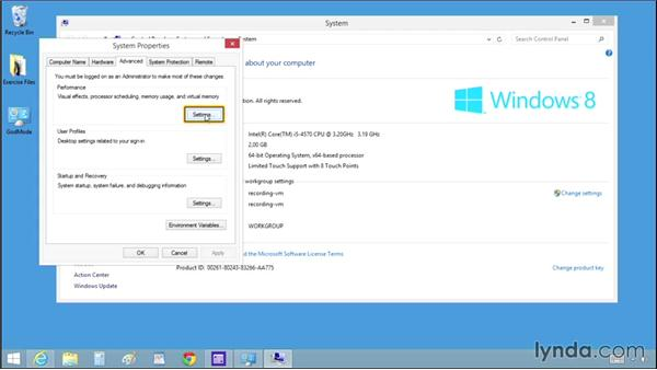 Controlling animations: Windows 8.1 Tips and Tricks