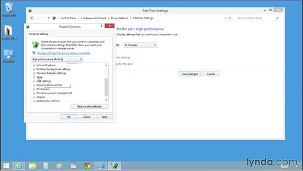 Fine-tuning power settings: Windows 8.1 Tips and Tricks