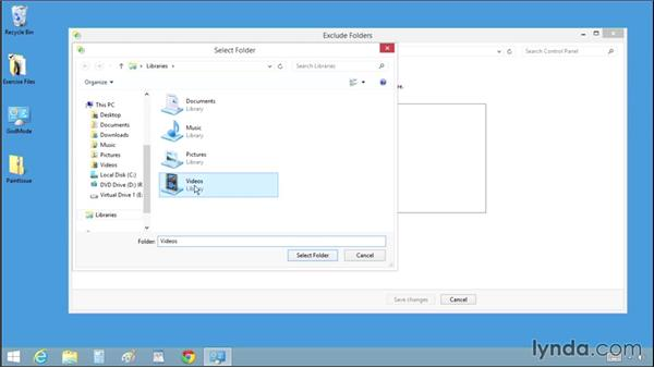 Creating backups with File History: Windows 8.1 Tips and Tricks