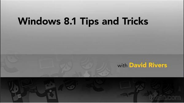 Next steps: Windows 8.1 Tips and Tricks